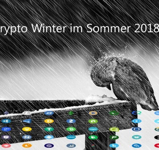 Krypto Winter im Sommer 2018